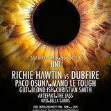 Richie Hawtin vs Dubfire @ Enter.Main Week 10, Space (Ibiza) - 04-09-2014