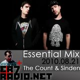 The Count & Sinden - BBC Essential Mix (2010-08-21)