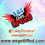 Get Lifted 144 (SeleXtra Mix) - DJ Lady Duracell