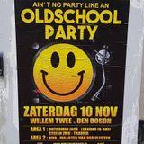 Stefan ZMK - Ain't No Party Like An Oldschool Party @ Den Bosch 2018 [ oldschool | rave | classics ]