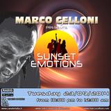 SUNSET EMOTIONS 106.4 (23/09/2014)