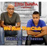 DJ Malak B2B DJ Cheetos - 'We Run The Club' July 2014