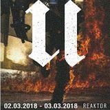 """Miss Djax (oldschool set) at """"Unpolished"""" @ Reaktor (Amsterdam - NL) - 3 March 2018"""