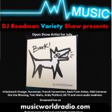 Dj Readmans Variety Show: Blackdoghat, Temptation Tapes, Odd Comomon and more audio madness