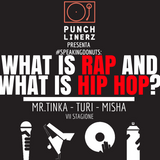PunchLinerz ep13. st.07 - Hip Hop vs Rap
