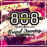 The Havana 808 club mix *volume 5*