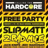 DJ Jedi (set 2) LIVE @ Calling The Hardcore 14th July 2017 (vinyl set.)