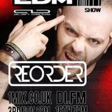 079 The EDM Show with Alan Banks & guest ReOrder