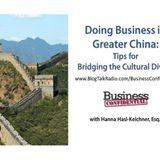 Doing Business in Greater China: Tips for Bridging the Cultural Divide