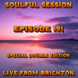 Soulful Session, Zero Radio 16.9.17 (Episode 191) LIVE From Brighton with DJ Chris Philps