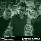 BR Local Heroes #006 - JOYFULL FAMILY - www.barburroom.eu
