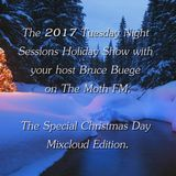 Tuesday Night Sessions on The Moth FM - Special Holiday Mixcloud Show - December 19, 2017