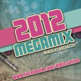 2012 Megamix mixed by KissAttee / More than 70 songs in 60 minutes!