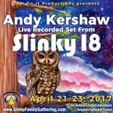 Andy Kershaw - Slinky 18 Live - April 2017