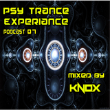 PSY TRANCE EXPERIENCE PODCAST  7 BY KNOX