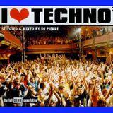 Dj Pierre (Belgium) - I Love Techno 3 (1997)