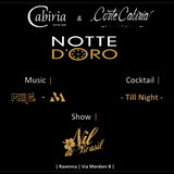 Dj set @ Cabiria - Notte D'oro 2017 with Matteo Biondi
