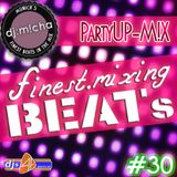 finest.mixing BEATS #30 - PartyUP-M!X *02-18