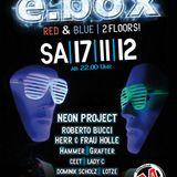 Dominik S. - DJ Set - 17.11.2012 - e.Box v.26 - M-Box Kaisersesch