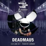 deadmau5 @ BigCityBeats World Club Dome, Germany [Full Set] (June 3, 2017)