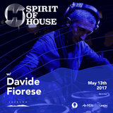 Davide Fiorese Exclusive for Spirit Of House