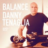 Danny Tenaglia - Balance 025 CD1