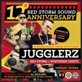 Red Storm 12th anniversary - JUGGLERZ segment @ Mulino - 27.02.2015