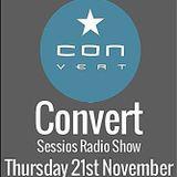 Corvin Dalek for Convert Sessions @ Innervision Radio // 21NOV2013