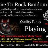 10-26-14 - Just Jay (Jay Regan) Philly Area Independent Music Scene Radio Show on Rock Bandom Radio