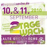 Vortex @ 2 Tage Wach Alte Großküche Grimma 11.09. 2010