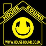 House-Bound Radio Episode 2 mixed by Initially K.R.E