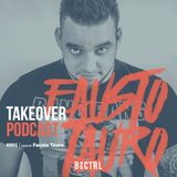 Takeover Podcast #001 – Fausto Tauro