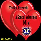 TeeBee presents A Special Valentines Mix. 14th Feb 2016.