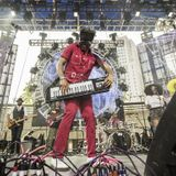 Amp Fiddler - live at Movement Festival 2014, RBMA Stage, Detroit - 25-May-2014