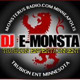 DJ EMONSTA Monsta Mix 19 (RnB- Heavy#1)
