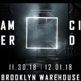 Adam Beyer & Cirez D - Live @ Hollywood Palladium (Los Angeles, United States) - 23-NOV-2018