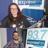 Russell Hill's Country Music Show on Express FM feat. Phoenix Morby + Lizzie Cullen. 04/02/18