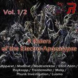 Apparat/Moderat/Modeselektor/Ellen Alien/Royksopp/& more... 9 Riders of the Electro Apocalypse vol_1