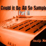 Could It Be All So Sample, Part II