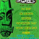 La.Selva>radioshow ! 30/04/2013. DJ's _KayGee.Silly TAng. Bear 808.