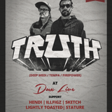 Lightly Toasted Live at SUBTLE SYSTEM & PLR AUDIO PRESENTS TRUTH 12-12-15