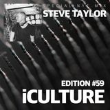 iCulture #59 - 2016 Roundup -  Special Mix - Steve Taylor