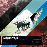 Monthly Six // November 2015