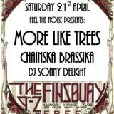 Sonny Delight - (set 1) - Feel The Noise @The Finsbury 21 April 2012