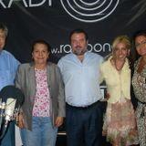 Diálogos en la Red 17 de Junio 2014. Charla con Celia Maya y con Alfonso Villalba