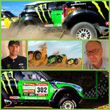 Matthew Layton - Radio Silverstone - Stephane Peterhansel Dakar Special