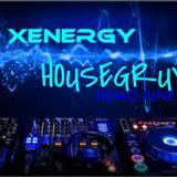 HOUSEGRUV'14 (DJ Xenergy) June-2014