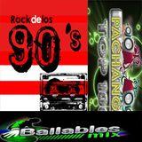 Mix ROck y Pachangas de los 90 Dj Elvis A. Luces Y Sonido