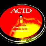 When it Comes to ACID !!! Selected by Denis'Urban Grooves