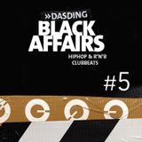 DASDING 90.8 FM | Black Affairs 12/06/15 (mixed live by DJ Damian)
